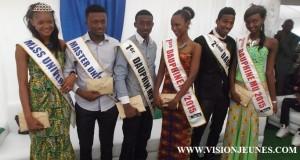Miss et Master University 2015 : La CIS'S Com récompense les lauréats