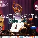 Fête de la Musique au CCFG, dimanche 21 juin : Maaté Keïté – Baba Solo