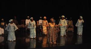 Ensemble instrumental de Guinée