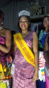 Miss Guinée Belgique 2016
