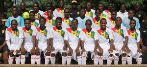 Football: les 22 du Syli National contre le Gabon et le Cameroun en amical