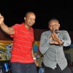 Kermesse: Djanii Alfa fait danser le fondateur de Saphia école