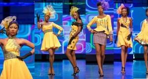MASA 2016 : Alpha'O magnifie la nouvelle Guinée dans sa collection ''Soleil d'Adieu''