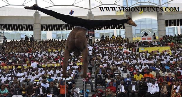 MASA 2016 : La compagnie acrobatique Tina Fan emballe les festivaliers !