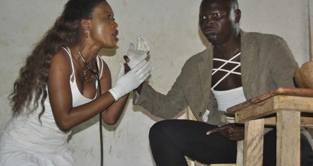 Théâtre: Les Messagers du Temps, appel à la préservation de l'environnement
