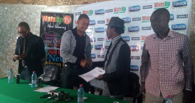 Médias: Watsup TV noue un partenariat avec Evasion Guinée