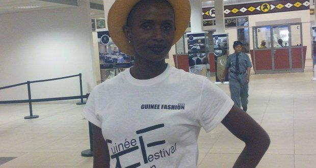 GuinéeFashionFest: Binta Dialloen Guinée pour les préparatifs