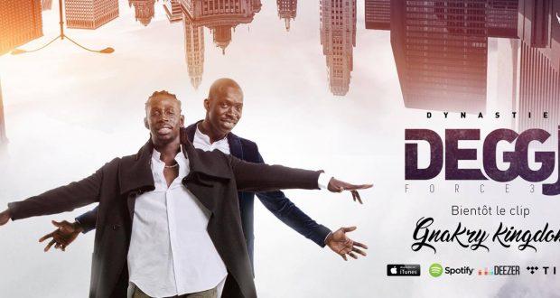 """Musique: Degg J Force 3  annonce """"Dynastie"""" avec """"Gnakry Kingdom""""!"""