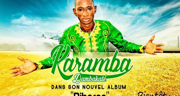Antar production présente l'album «Bibéron» de Karamba Dambakanté