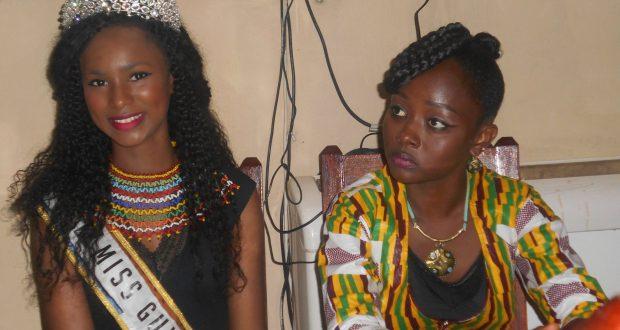 Miss World 2016: la rappeuse Ashley apporte son soutien à la Miss Safiatou Baldé