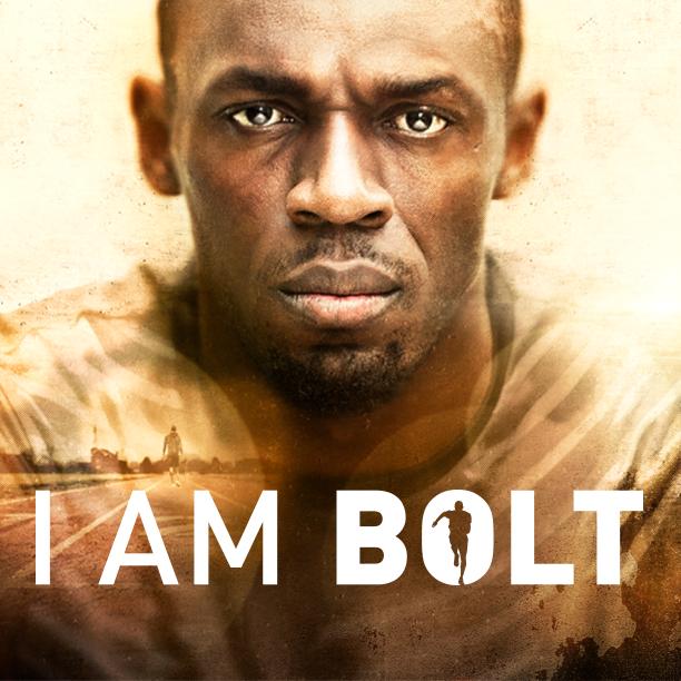 """Cinéma :""""I am Bolt"""", un documentaire sur l'athlète, Usain Bolt"""