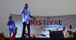 FRISTIVAL : Balla Moussa fait bouger Fria
