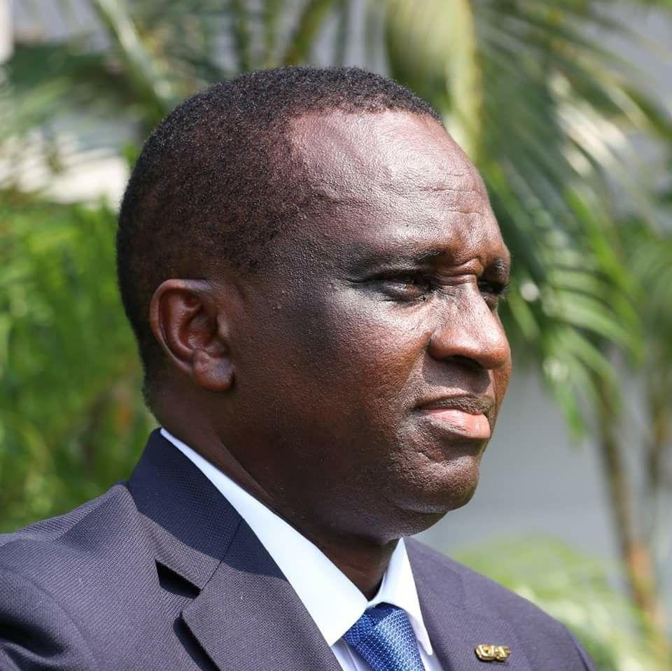 Football: Antonio Souaré est le nouvel homme fort du foot guinéen