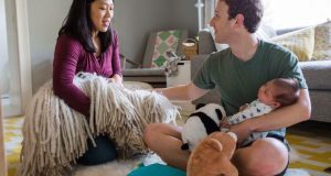 High-tech: Marc Zuckerberg et sa femme attendent un deuxième enfant