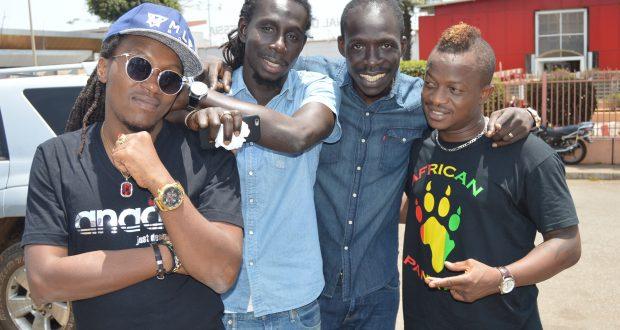 Francophonie 2017. Banlieuz'art et Degg J Force 3 à Luanda!
