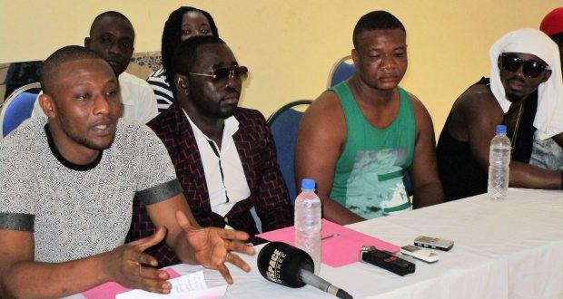 Musique: La G4life sur un projet d'échange culturel avec des artistes Sierra Léonais!