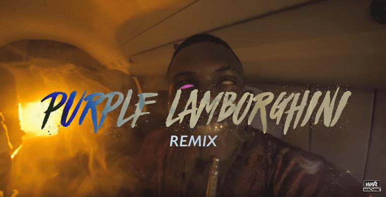 TENOR – Purple Lamborghini (African Remix)
