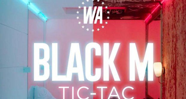 """Musique : Black M annonce la réédition de l'album """"Eternel Insatisfait"""" avec le clip ''Tic-Tac''"""