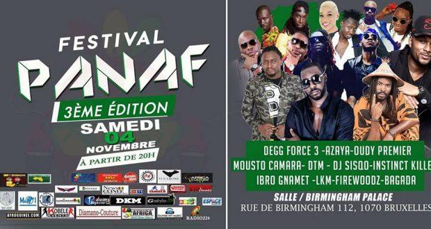 Festival Panaf : Une grande nouveauté annoncée pour la 3ème édition