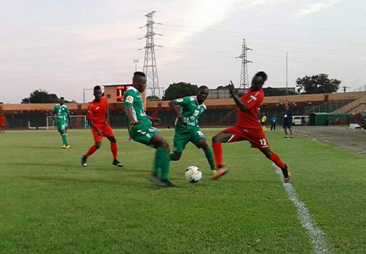 Super Coupe : Le Horoya AC prend sa revanche