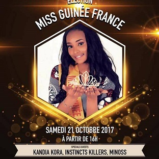 Miss Guinée France 2018 : Qui pour succéder à Mariam Daff ?