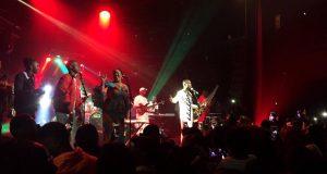 Show : Sidiki Diabaté reçoit sa leçon du Bataclan !