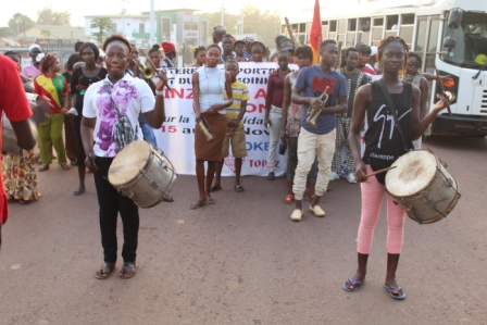 2ème quinzaine artistique régionale de Boké : 205 participants au rendez-vous