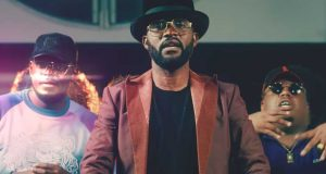 Brand new : Fally Ipupa invite Keblack et Naza sur le titre ''Mannequin''