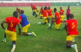 Élimination coupe du monde 2018 : Le Syli de Guinée entame son stage à Casablanca