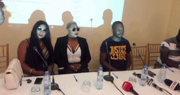 """Concert : Chéka Katenen Dioubaté sort son double album """"N'Ladia"""" et """"Ikelenta"""" à Conakry"""
