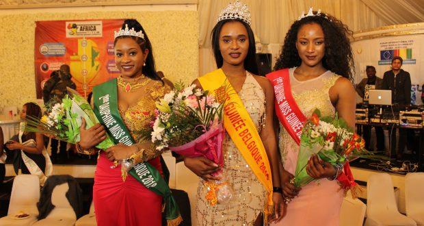 Miss Guinée Belgique 2018 : Polémiques autour de l'élection de Marie Kabélé Camara