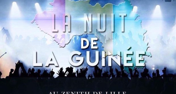 La nuit de la Guinée bientôt au Zenith de Lille