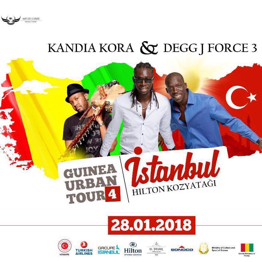 Guinea Urban Tour : C'est parti pour la 4e édition !