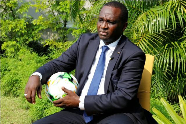 Football guinéen : Séga Diallo écrit au Président de la FEGUIFOOT
