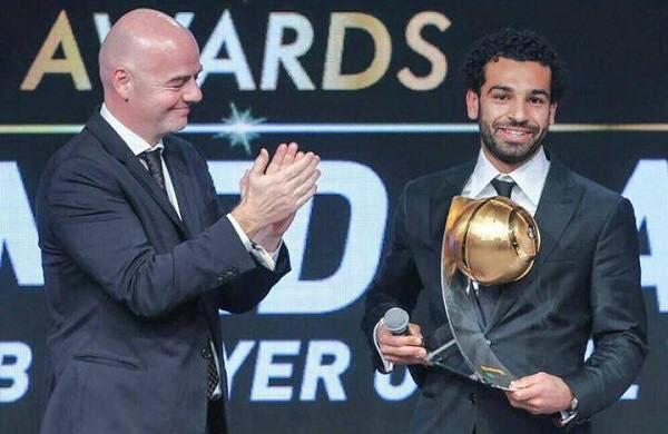 Ballon d'Or Africain 2017 : Mohamed Salah sacré !