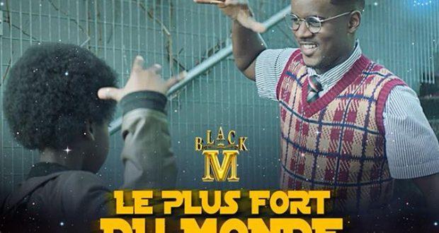 """Musique : Black M démarre 2018 avec le clip """"le plus fort du monde"""""""