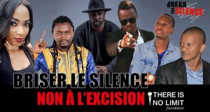 Break The Silence : There Is No Limit au front contre l'excision