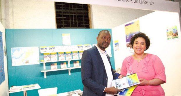 Foire du Livre de Bruxelles : La Guinée présente le projet « Conakry, Capitale Mondiale du Livre