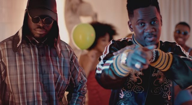 Brand New : Black M invite Dadju sur un classic de Shaggy