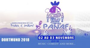 Festival Panaf : Dortmund accueillera la 4e édition
