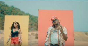 Abara Balan : Decouvrez le nouveau clip plein de couleurs d'Azaya