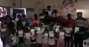 Humanitaire : Dimoh Jonxion Prod fait un don à l'orphelinat Hakuna Matata !