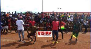 """#Guinee60 : """"Le bal du 02 Octobre"""" se déroule au Stade Kabinet Kouyaté"""