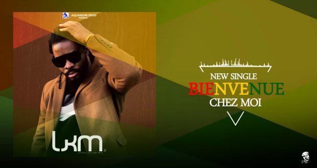 """Musique : LKM met en avant la Guinée dans """"Bienvenue chez Moi"""""""