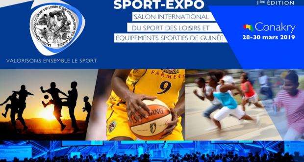 SPORT EXPO GUINEE : La première édition prévue en mars prochain !
