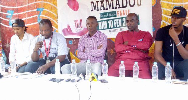"""Musique : Thierno Mamadou revient avec un nouvel album """"Faalé"""""""