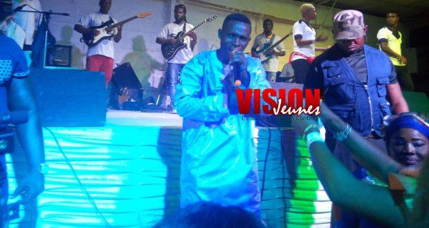 Concert : Thierno Mamadou a dévoilé son album ''Faalé'' au belvédère