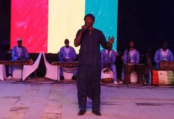 Festival OCI : Moussa Doumbouya marque son emprunte à la première édition !