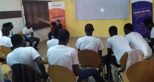 Match du rire : L'humoriste Oualas déjà à Conakry !