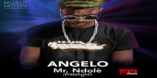 "Cameroun : Angelo sort son freestyle ""Mr Ndolè"""